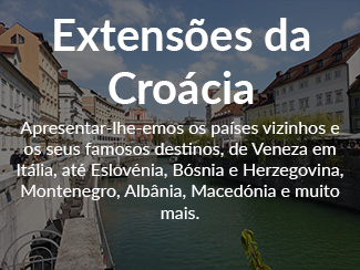 Extensions to croatia